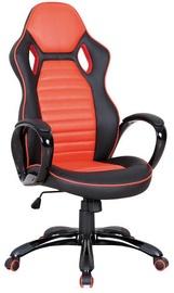 Biroja krēsls Signal Meble Q-105 Black/Red