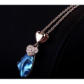 Vincento Pendant with Swarovski Elements CP-1090
