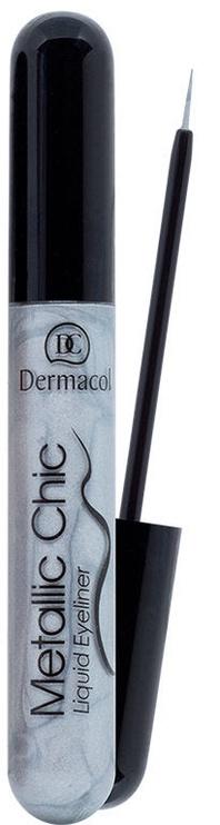 Dermacol Liquid Eyeliner Metallic Chic 6ml 03