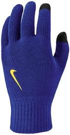Cimdi Nike Knit Grip N0003510421, zila, L
