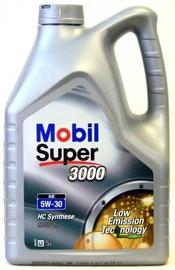 Mobil Super 3000 XE 5W30 Motor Oil 5l