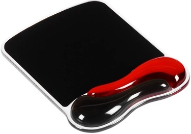Kensington Duo Gel Mouse Pad Black/Red
