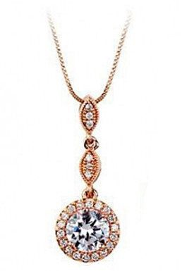 Vincento Pendant With Zirconium Crystal CP-1210