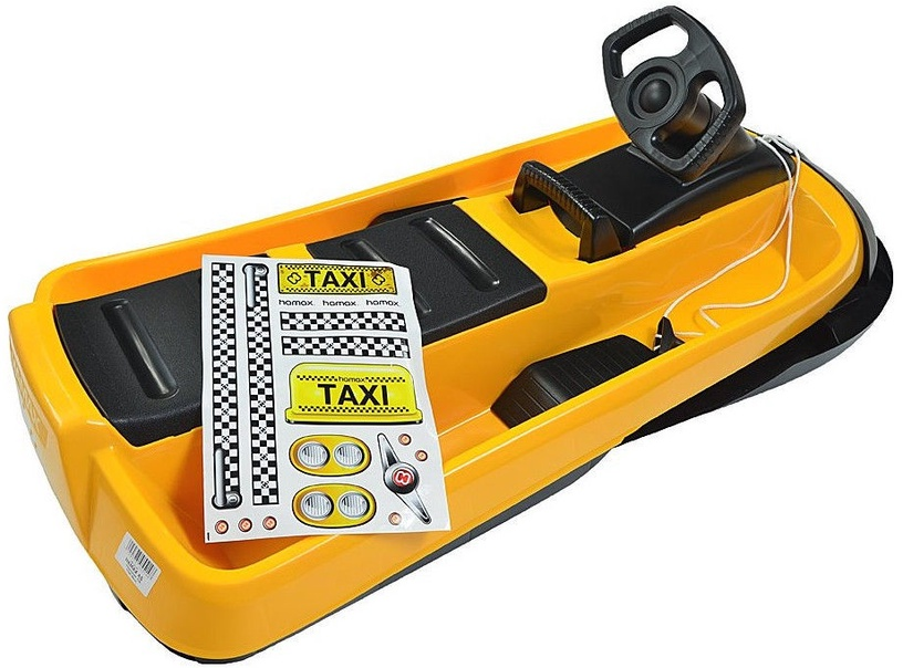 Hamax Sno Taxi Yellow 505514
