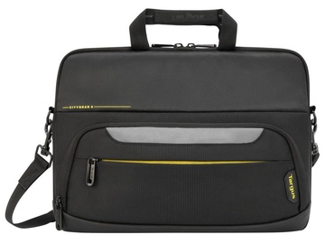 Targus CityGear 14 Slim Topload Laptop Case Black