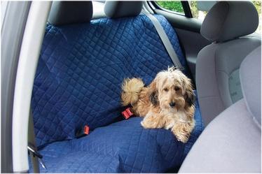 Automobilio sėdynės apsaugos šunims Beeztees, 140 x 120 cm ilgio