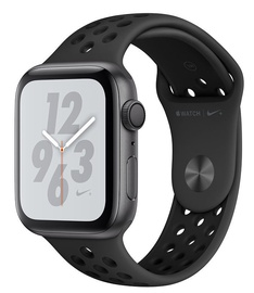 Apple Watch Series 4 44mm NIKE+ Space Gray Aluminum Case with Anthracite/Black Band