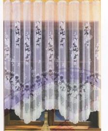 Aizkars Zakard 9940 200x245cm, balti