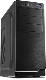 Inter-Tech IT-5916 Mid-Tower ATX 500W Black