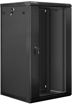 Lanberg WF01-6622-10B Demounted Flat Pack Cabinet