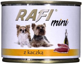 Dolina Noteci Rafi Mini Wet Dog Food Duck 185g