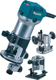 Makita RT0700CX2J Router 710W