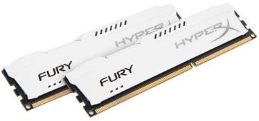 Kingston 16GB DDR3 PC12800 CL10 DIMM HyperX Fury White Series KIT OF 2 HX316C10FWK2/16