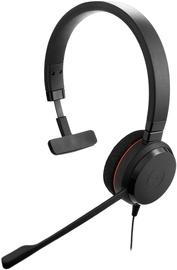 Ausinės Jabra Evolve 20 Mono MS Black