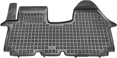 REZAW-PLAST Renault Trafic II 2001-2014 Front Rubber Floor Mats
