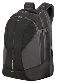 "Samsonite Travel Notebook Backpack For 16"" Black/Grey"