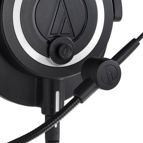 Микрофон Audio-Technica Detachable Gaming Boom Microphone ATGM2