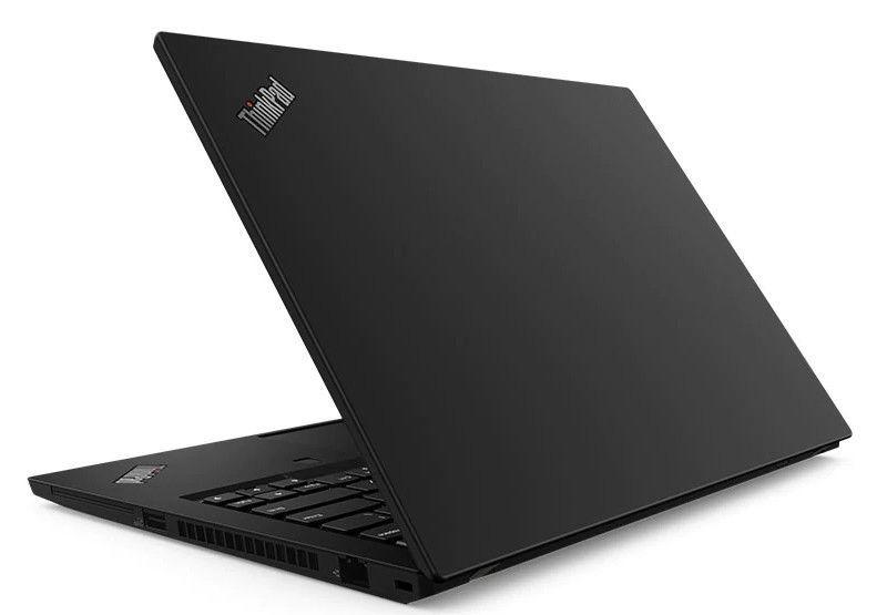 Lenovo ThinkPad P43s Black 20RH0021MH