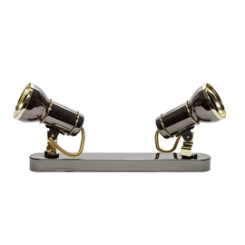 Spotlampa HR TK20-2 2x60W E27