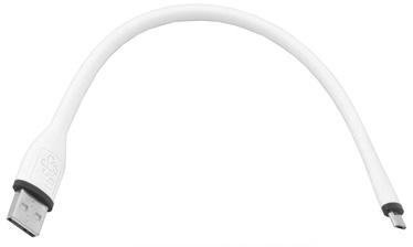 TB Adapter Micro USB / USB White 0.25m