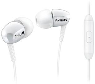 Ausinės Philips SHE3905WT In-Ear Headphones White