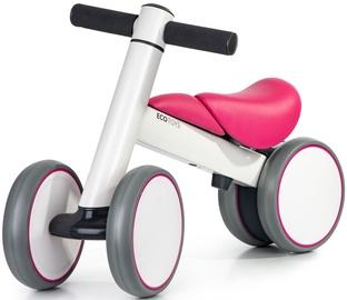 "Balansinis dviratis EcoToys Mini Bike Walker, rožinis, 6"""