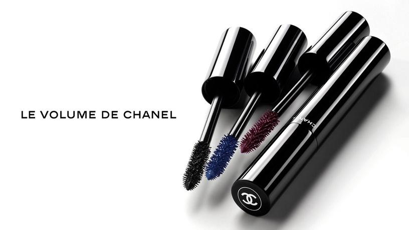 Skropstu tuša Chanel Le Volume De Chanel Noir, 6 g