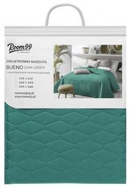 Room99 Bueno Bedspread 200x220cm Dark Green