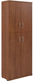 Skyland Imago CT-1.8 Office Cabinet 77x197.5x36.5cm Walnut