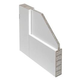 Durų varčia Monte 3P gruntuota, 825 x 2032 mm