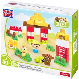 Mega Bloks First Builders Barnyard Buddies DPY50