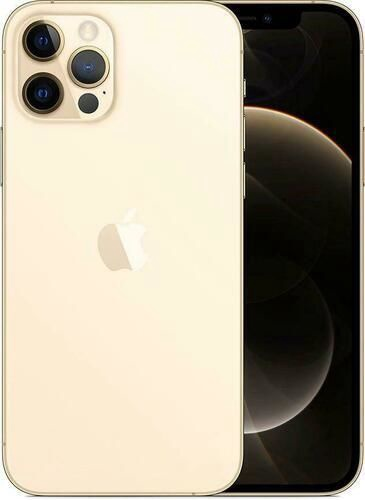 Mobilusis telefonas Apple iPhone 12 Pro Gold, 256 GB