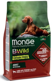 Monge BWild Adult With Lamb & Potatoes 12kg