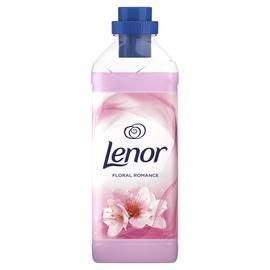 Audinių minkštiklis Lenor Floral Romance, 930 ml