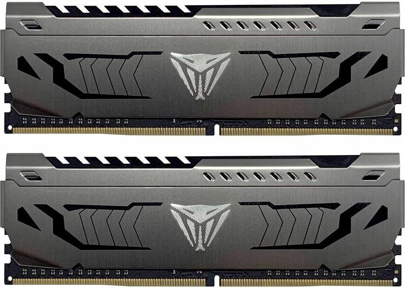 Patriot Viper Steel 16GB 3866MHz CL18 DDR4 KIT OF 2 PVS416G386C8K