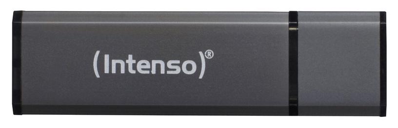 Intenso 8GB Alu USB 2.0 Anthracite
