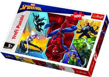 Пазл Trefl Marvel Spiderman 16347, 100 шт.
