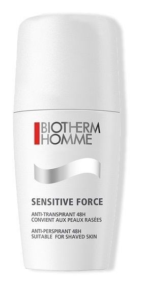 Biotherm Homme Sensitive Force Anti-Perspirant 48H 75ml