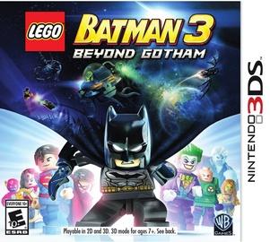 Игра Lego Batman 3: Beyond Gotham 3DS