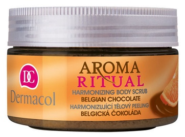 Dermacol Aroma Ritual Harmonizing Belgian Chocolate Body Scrub 200ml
