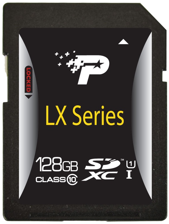 Patriot LX 128GB SDXC UHS-I Class 10