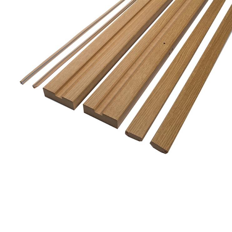 Lamineeritud ukselengi komplekt Classen 2065x90x30 mm, vertikaalne, parempoolne