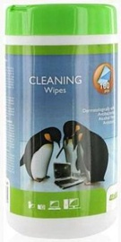 4World Multipurpose Cleaning Wipes 100 pcs