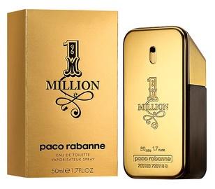 Tualetes ūdens Paco Rabanne 1 Million 50ml EDT