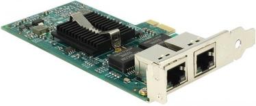 Delock PCIe 2 x RJ45 Gigabit LAN