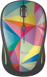 Trust YVI FX Wireless Mouse Geometrics