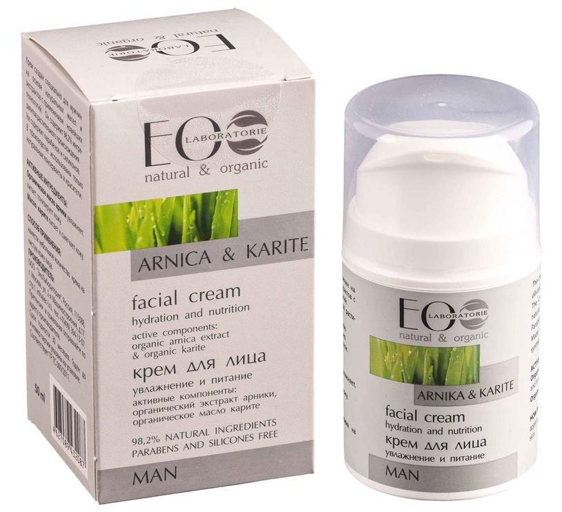Näokreem ECO Laboratories Hydration And Nutrition, 50 ml