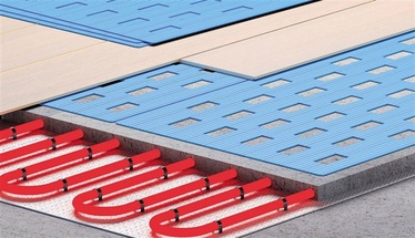 Paklotas šildomoms grindims Expert Thermo Rapid 3 x 500 x 1000 mm