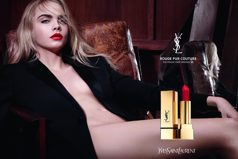 Yves Saint Laurent Rouge Pur Couture Lip Color 3.8ml 50