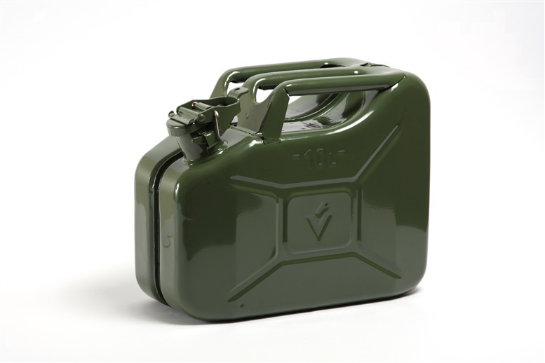 Metalinis kanistras F-1300, 10 l